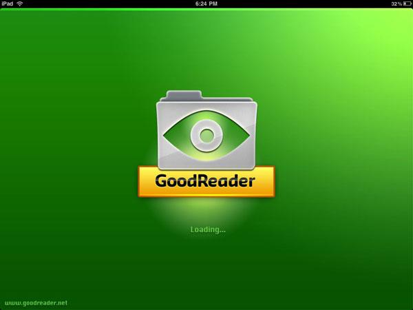 GoodReader para iPhone y iPad, más que un lector PDF para el móvil y tableta de Apple