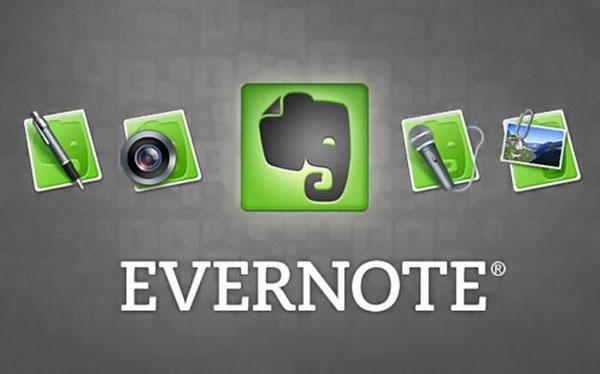 Evernote, una libreta digital para tu móvil y tableta
