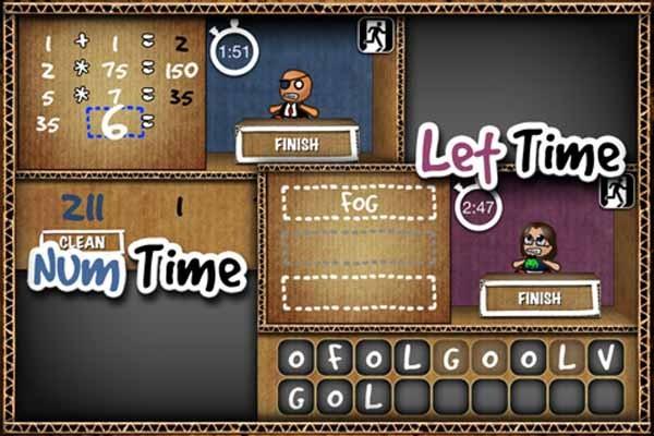 NumLet, el clásico concurso de televisión Cifras y Letras ahora en el iPhone