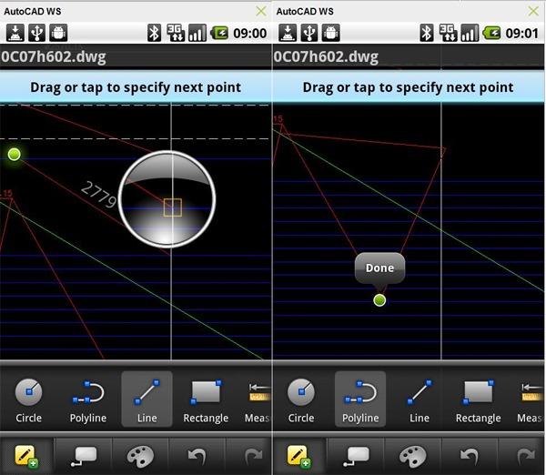 AutoCAD Android, AutoCAD llegará en forma de aplicación ...
