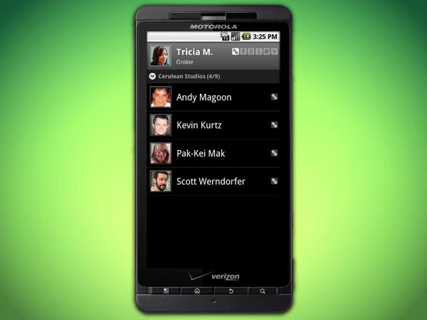Trillian, envía mensajes desde todas tus cuentas de mensajería en tu móvil Android