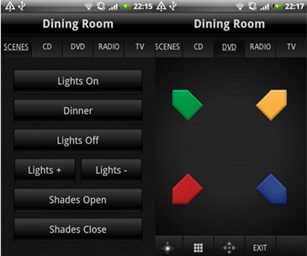 BeoLink, control remoto para casas inteligentes a través de iPhone y Android
