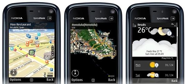 b45c2b905e0 Ovi Maps 3.6, GPS gratis de por vida para Nokia