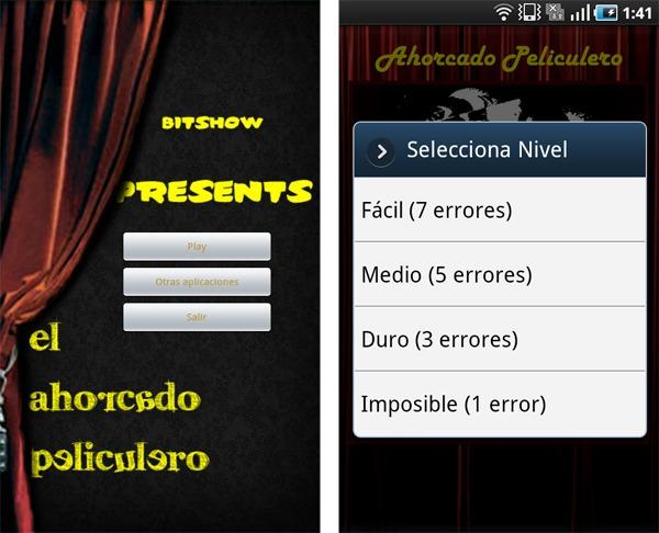 Ahoracado Peliculero Free, juega gratis a adivinar películas con tu móvil Android