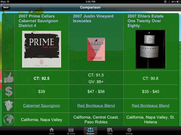 Cor.kz, una completa base de datos sobre vinos en tu móvil