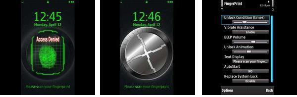 FingerPrint, bloquea el teléfono con esta aplicación
