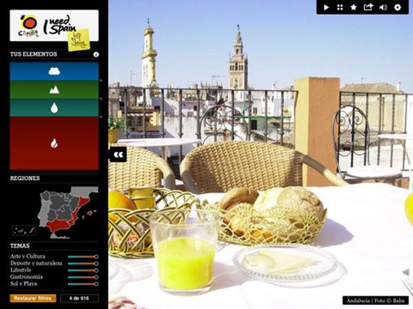 I Need Spain, descubre España desde un punto de vista diferente con tu iPad