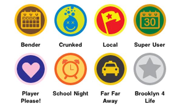 Foursquare, como desbloquear todos los badges de Foursquare
