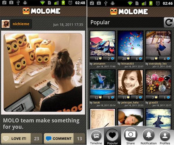 Instagram para Android, alternativas a Instagram para Android