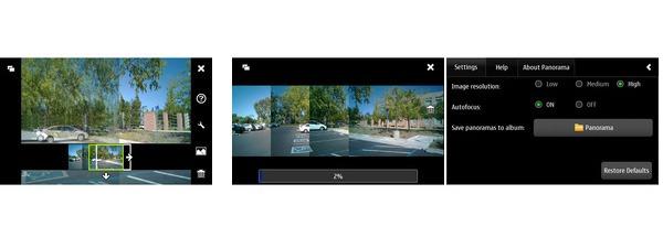 Nokia Panorama, haz fotografías panorámicas con tu móvil Nokia