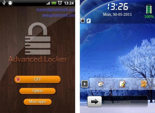 Screen Lock, configura la pantalla de bloqueo de tu móvil Android con