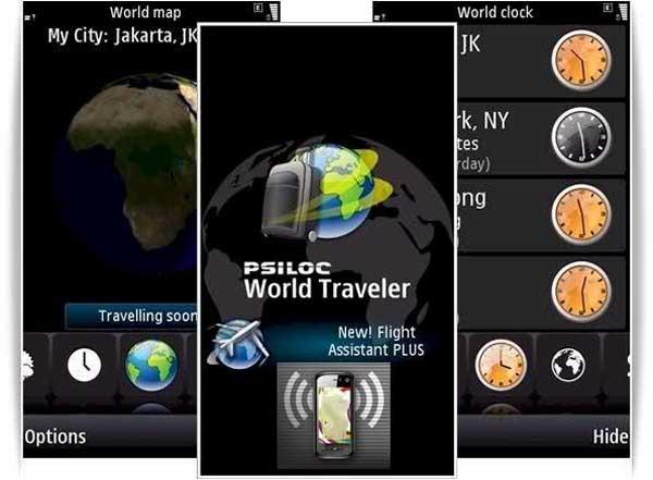 World Traveler, planifica tu viaje gratis con esta aplicación para Nokia