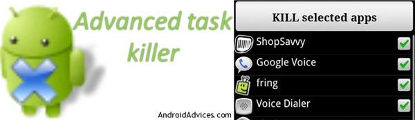 Advanced Task Killer, controla todos los procesos de tu móvil Android con esta aplicación