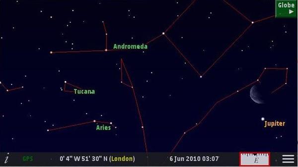 ... contempla las constelaciones desde tu móvil Nokia - tuexpertoapps.com
