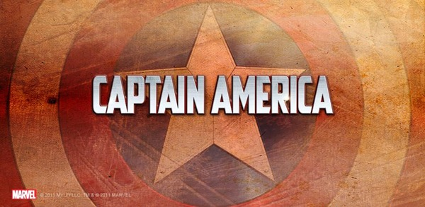 Captain America Live Wallpaper, pon el escudo del Capitán America en el escritorio de tu Android