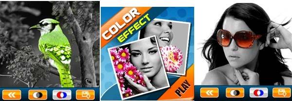 ColorEffect, modifica el color de tus fotos con esta aplicación para Nokia