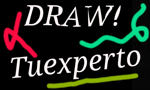 Draw!, utiliza tu móvil o tableta Android como si fuese un lienzo con esta aplicación