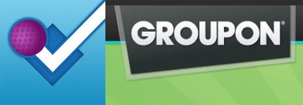 Foursquare, recibe descuentos diarios de Groupon a través de esta red social