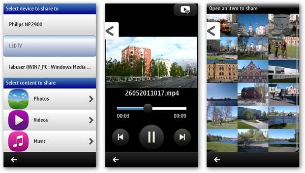 Nokia Play To, reproduce imágenes, películas y sonidos en la televisión con tu móvil Nokia
