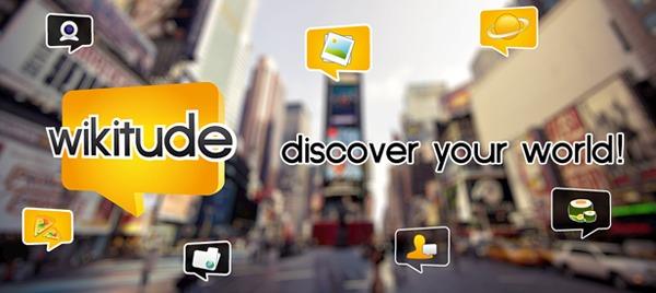 Wikitude World Browser, encuentra información con esta aplicación de Realidad Aumentada