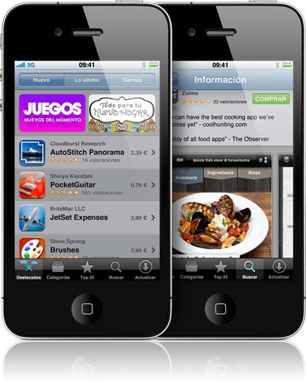 iPhone, cómo bloquear la compra de aplicaciones