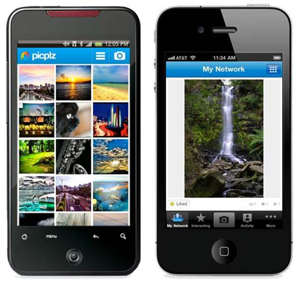 PicPlz, comparte y edita tus fotos de una manera sencilla