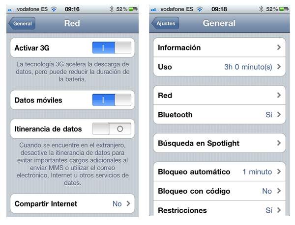 iPhone, cómo evitar que se conecte a Internet en el extranjero