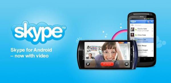 Skype actualización, 17 terminales se suman a la lista de los que pueden realizar videollamadas
