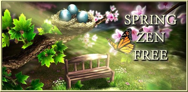 Spring Zen Free, decora el escritorio de tu terminal Android