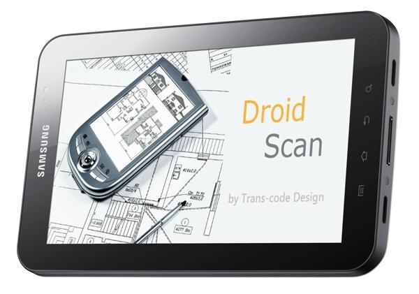 Droid Scan Lite, un escáner de documentos para Android
