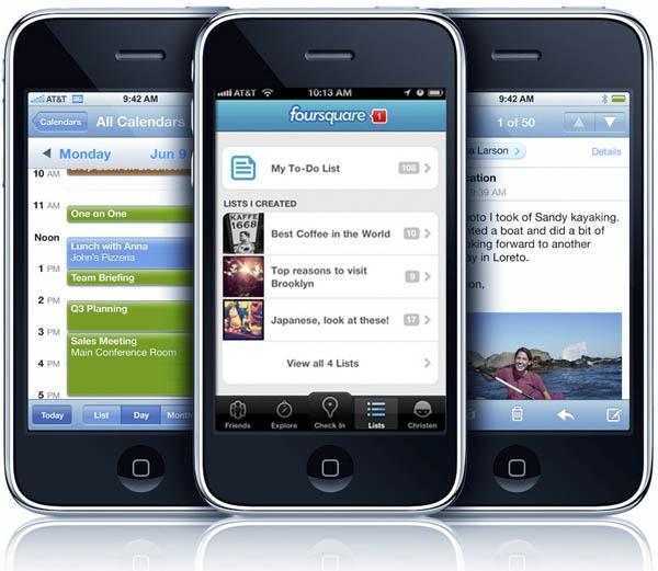 Foursquare 3.5, crea, comparte y utiliza listas de lugares