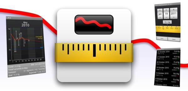 Libra – Gestor de Peso, controla el peso desde tu Android