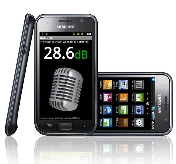 NoiseMeter, conoce el volumen del ruido con tu Android