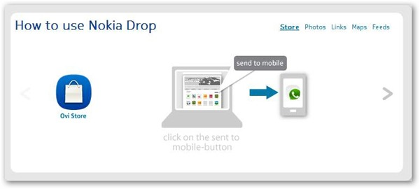 Nokia Drop, configura a distancia tu móvil Nokia