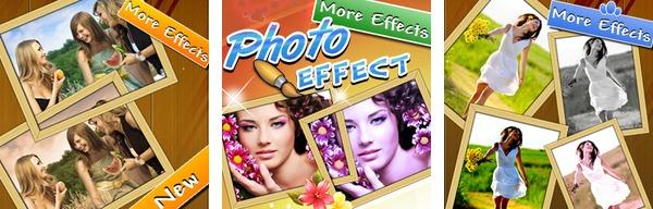 Photo Effect, aplica efectos a las fotos desde tu Nokia 2