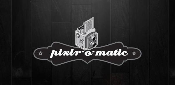 Pixlr-o-matic, edita tus fotos con un toque clásico