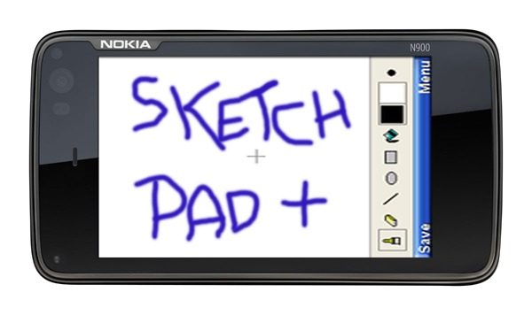 Sketch Pad+, dibuja todo lo que quieras en tu Nokia