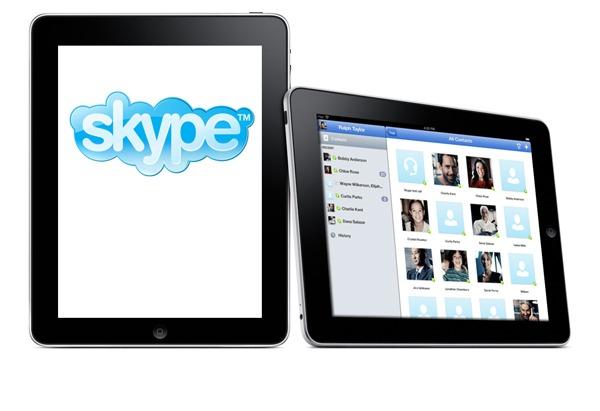 Skype 3.5.84, nueva versión de Skype para iPhone y iPad