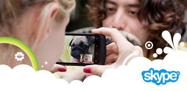 Skype 2.5, nueva actualización para dispositivos Android