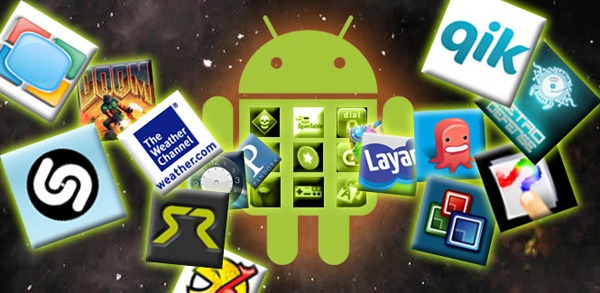 Las 20 aplicaciones más descargadas para Android
