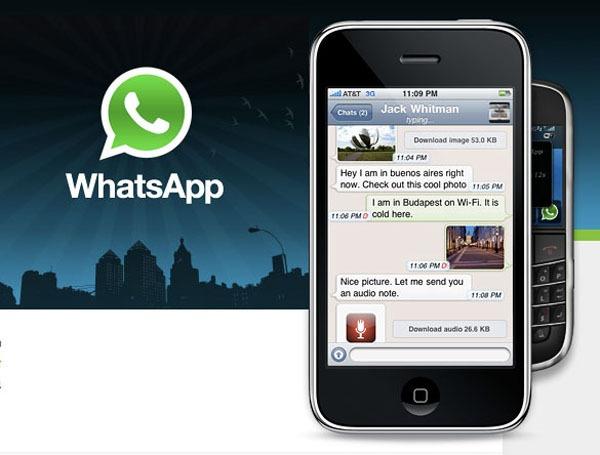 whatsapp 2.6.5, actualización para iPhone de esta red social