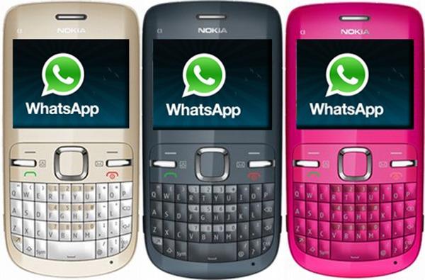 WhatsApp S40 Messenger, mensajes gratis desde tu Symbian s40