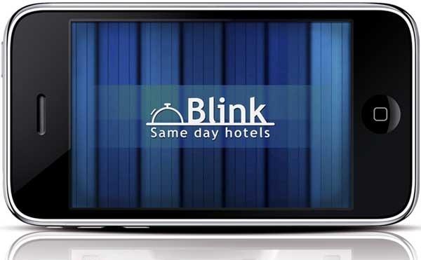 Blink Same Day Hotels, reservas de hotel baratas en el móvil