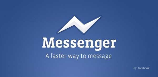 Facebook Messenger, el chat de Facebook para móviles
