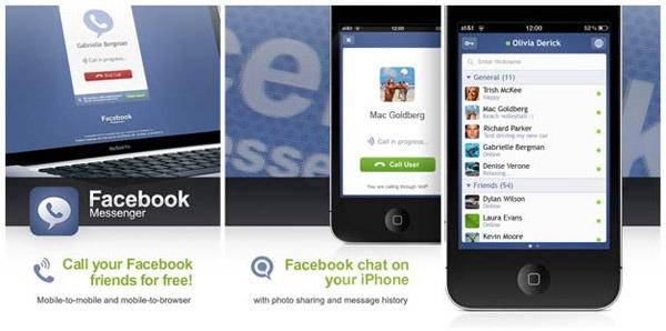 Facebook Messenger, el chat de Facebook para móviles 3