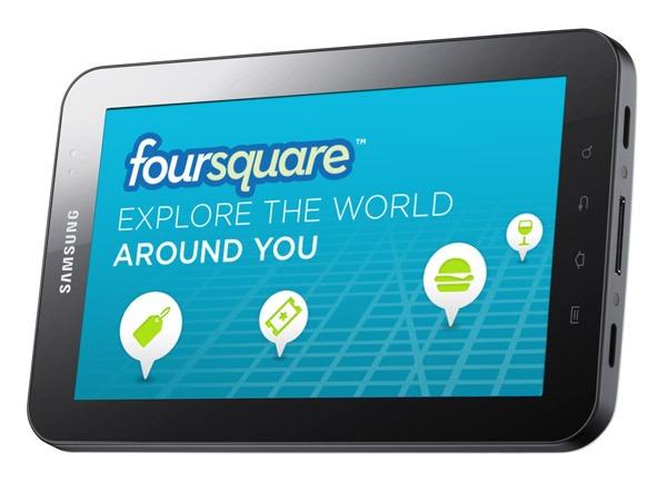 Foursquare, nueva actualización para los terminales Android