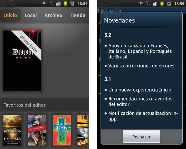 amazon uk traducido en español