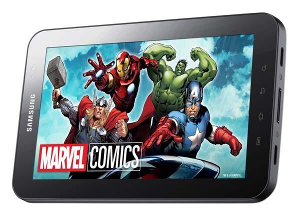Marvel Comics, los superhéroes de Marvel llegan a Android