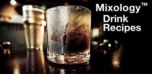 Mixology Drink Recipes, un completo recetario de bebidas