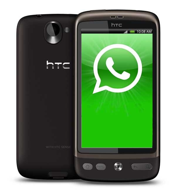 WhatsApp 2.6.8, nuevos iconos y botones para móviles Android